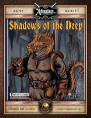 B21: Shadows of the Deep (PFRPG) Fantasy Grounds Download