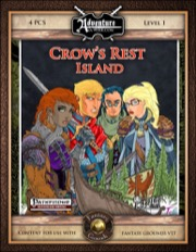 FGA0: Crow's Rest Island (Fantasy Grounds) Download