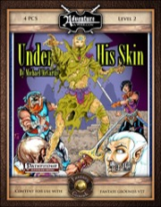 FGB01: Under His Skin (Fantasy Grounds) Download
