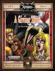 FGBASIC03: A Giving Time (Fantasy Grounds) Download