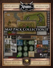 Map Pack Collection II (Fantasy Grounds) Download