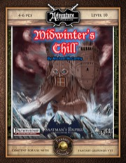A16: Midwinter's Chill, Saatman's Empire 1 of 4 (Fantasy Grounds) Download