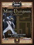 Mini-Dungeon #007: The Pententieyrie (Fantasy Grounds / PFRPG) Download