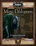 Mini-Dungeon #008: Carrionholme (Fantasy Grounds / PFRPG) Download