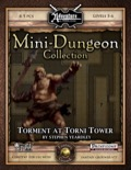 Mini-Dungeon #015: Torment at Torni Tower (Fantasy Grounds / PFRPG) Download