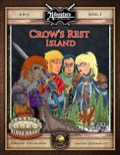A00: Crow's Rest Island (Savage Worlds / Fantasy Grounds) Download