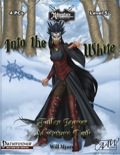 Fallen Leaves, Part 1: Into the White (PFRPG) PDF