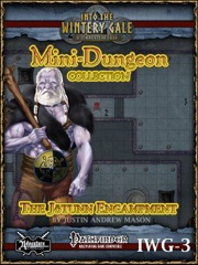 Mini-Dungeon Collection IWG-3: The Jotunn Encampment (PFRPG) PDF