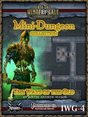 Mini-Dungeon Collection IWG-4: Ways of the Old (PFRPG) PDF