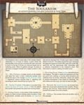Mini-Dungeon #005: The Soularium (PFRPG) PDF