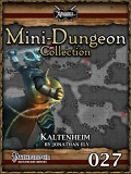 Mini-Dungeon #027: Kaltenheim (PFRPG) PDF