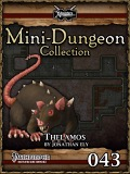 Mini-Dungeon #043: Thelamos (PFRPG) PDF