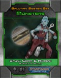 Star System Set: Salutian -- Grunk Worm & Axarak (Monsters) (SFRPG) PDF