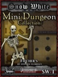 Snow White Mini-Dungeon #1: Fitcher's (PFRPG) PDF