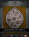 VTT Map Pack: Buildings in Town 2 (Download)
