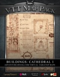 VTT Map Pack: Cathedral 1 (Download)