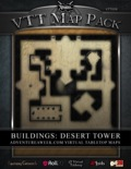 VTT Map Pack: Desert Tower (Download)