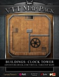 VTT Map Pack: Clock Tower (Download)