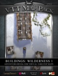 VTT Map Pack: Buildings Wilderness 1 (Download)