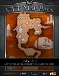 VTT Map Pack: Caves 3 (Download)