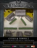 VTT Map Pack: Cities & Towns 2 (Download)