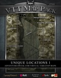 VTT Map Pack: Unique Locations 1 (Download)