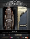 VTT Map Pack: Ships 1 (Download)