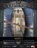 VTT Map Pack: Ships 2 (Download)