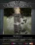 VTT Map Pack: Trails 1 (Download)
