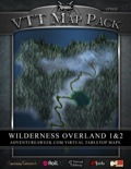 VTT Map Pack: Wilderness Overland 1 & 2 (Download)