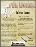 Avalon Adventures—Vol 1, Issue #2: Infernal Gambit (PFRPG) PDF