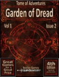 Tomes of Adventure: Garden of Dread PDF