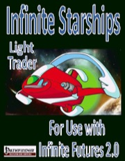 IF Starship Deck Plans, Light Transport (PFRPG) PDF