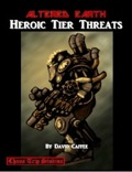 Altered Earth: Heroic Tier Threats PDF