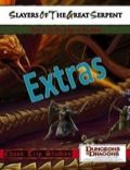 Slayers of the Great Serpent—Extras (4E) PDF