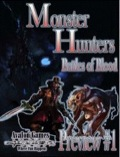 Monster Hunters: Battles of Blood Preview #1 PDF