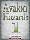 Avalon Hazards #1 PDF