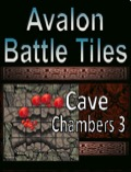 Avalon Battle Tiles, Cave Chambers 3 PDF