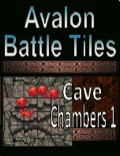 Avalon Battle Tiles, Cave Chambers 1 PDF