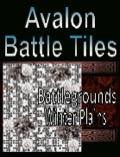 Avalon Battle Tiles, Winter Plains Battleground PDF