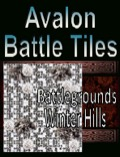 Avalon Battle Tiles, Winter Hill Side Battleground PDF