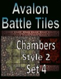 Avalon Battle Tiles, Dungeon Chambers, Set 4, Style 2 PDF