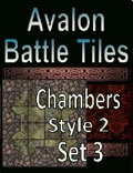 Avalon Battle Tiles, Dungeon Chambers, Set 3, Style 2 PDF