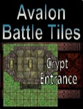 Avalon Battle Tiles, Crypt Entrance PDF
