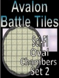 Avalon Battle Tiles: Sci-Fi Oval Chamber Set 2 PDF