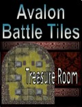 Avalon Battle Tiles, Treasure Rooms PDF