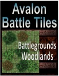 Avalon Battle Tiles, Woodlands Battlegrounds PDF