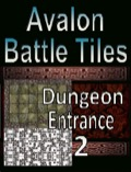 Avalon Battle Tiles, Winter Ruins Dungeon Entrance PDF