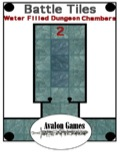 Battle Tiles: Water-Filled Dungeon Chambers 2 PDF