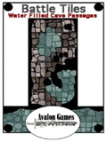 Battle Tiles: Water-Filled Cave Passages PDF